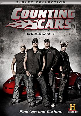 COUNTING CARS:SEASON 1 BY KOKER,DANNY (DVD)